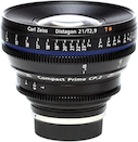 Zeiss Compact Prime CP.2 21mm T2.9 (F)