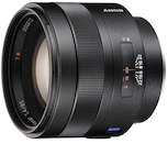 Sony-Zeiss 85mm f/1.4 Planar