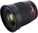 Rokinon 16mm f/2 for Pentax
