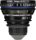 Zeiss Compact Prime 35mm T2.1 (PL)