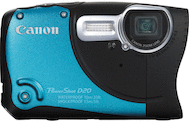Canon PowerShot D20 Underwater Camera