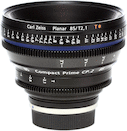 Zeiss Compact Prime CP.2 85mm T2.1 (EF)
