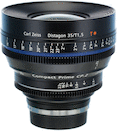 Zeiss Compact Prime CP.2 35mm T1.5 Super Speed (F)