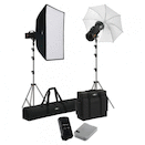 Fame 400w 2-Head Monolight Kit