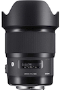 Sigma 20mm f/1.4 DG HSM A1 Art for Canon
