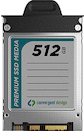 Convergent Design 512GB SSD for Odyssey 7Q