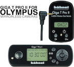 Giga T Pro Wireless Remote for Olympus Mirrorless
