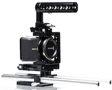 Wooden Quick Kit for Blackmagic Pocket Cinema Camera