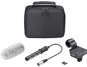 Sony XLR-K2M XLR Adapter Kit with Microphone