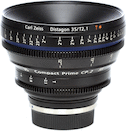 Zeiss Compact Prime CP.2 35mm T2.1 (EF)
