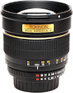 Rokinon 85mm f/1.4 ASPH for Nikon