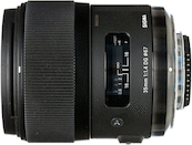 Sigma 35mm f/1.4 DG HSM A1 for Nikon