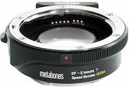Metabones Canon EF to Sony E Speed Booster T Ultra Adapter