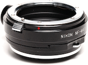 Micro 4/3 camera to Nikon Lens- Pro Shift