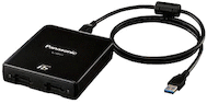 Panasonic microP2 Memory Card Reader