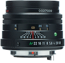 Pentax SMC FA 77mm f/1.8 Limited