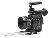 Wooden Quick Kit for Canon EOS C300 Mark II