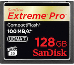 SanDisk 128GB Extreme Pro 100MB/s CompactFlash