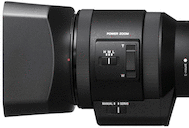 Sony E 18-200mm f/3.5-6.3 PZ OSS