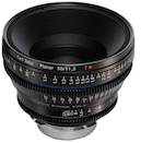 Zeiss Compact Prime CP.2 50mm T1.5 Super Speed (MFT)