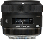 Sigma 30mm f/1.4 DC HSM A1 for Canon