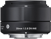 Sigma 30mm f/2.8 DN for Micro 4/3