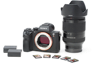 Wildlife Package for Sony E Mount