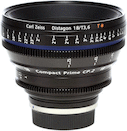 Zeiss Compact Prime CP.2 18mm T3.6 (F)