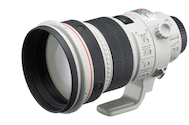 Canon 200mm f/2L IS