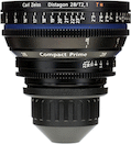 Zeiss Compact Prime 28mm T2.1 (PL)