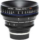 Zeiss Compact Prime CP.2 35mm T2.1 (F)