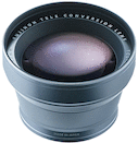 Fuji TCL-X100 Telephoto Conversion Lens for X100/X100s