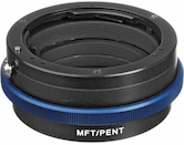 Micro 4/3 Camera to Pentax K-Mount Lens Adapter
