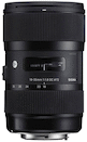 Sigma 18-35mm f/1.8 DC HSM A1 for Nikon DX