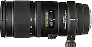 Sigma 50-150mm f/2.8 DC HSM OS for Canon
