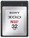 Sony 32GB XQD 125MB/s N Series Memory Card