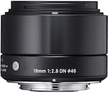 Sigma 19mm f/2.8 DN for Micro 4/3