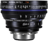 Zeiss Compact Prime CP.2 25mm T2.1 (EF)