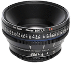 Zeiss Compact Prime CP.2 85mm T1.5 Super Speed (E-Mount)