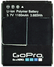 Battery for GoPro HERO3 AHDBT-302