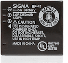 Sigma BP-41 Battery for DP Series