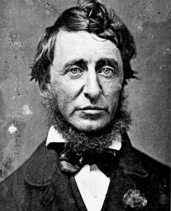 Daguerrotype of Henry David Thoreau
