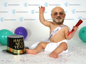 Baby Roger says Happy New Year!
