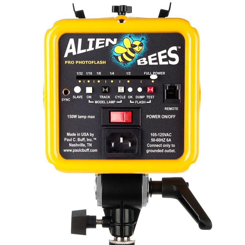 Alien Bees Einstein Kit: Lens Rentals