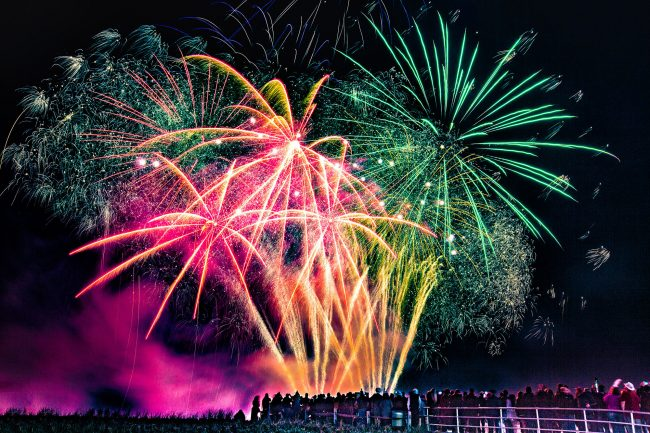 Guide to Fireworks Photography