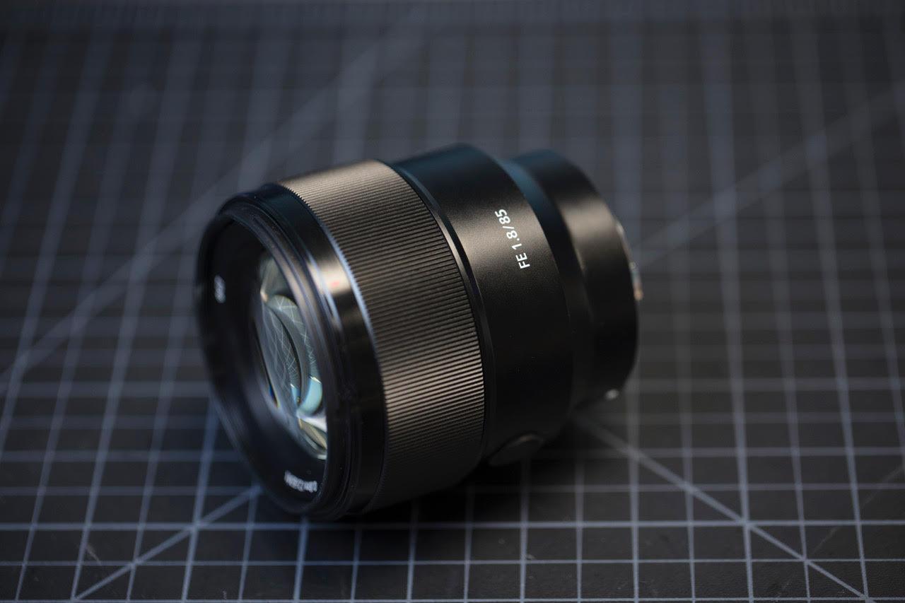 Sony 85mm MTF Testing