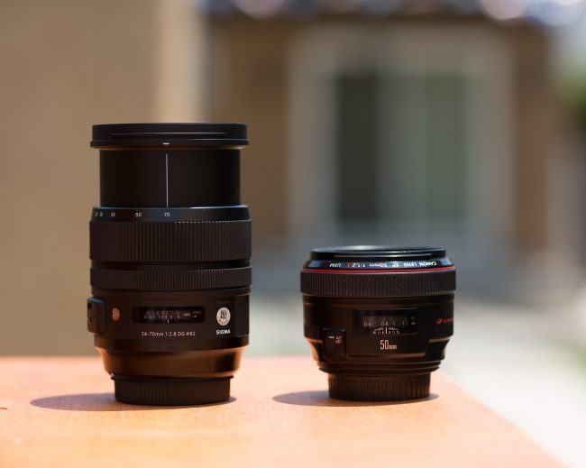 Sigma 24-70mm Art Series Review