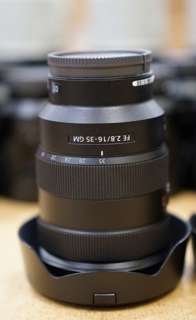 Sony 16-35mm f/2.8 GM Comparison
