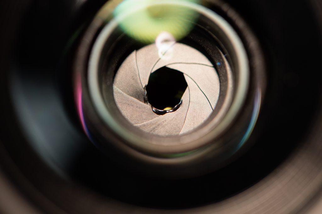 Camera Lens broken from eclipse