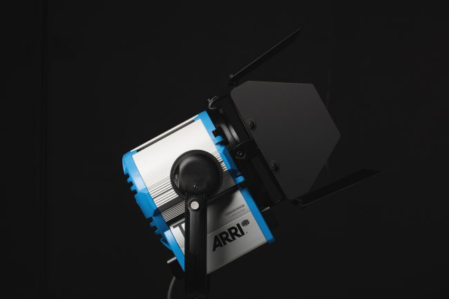 ARRI Lighting Options in Photography and Videography